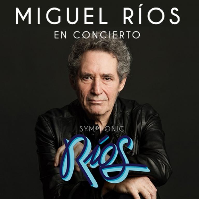 Pandora Producciones - Noches del Pisuerga - Valladolid - 2018 - Miguel Ríos - Symphonic Ríos