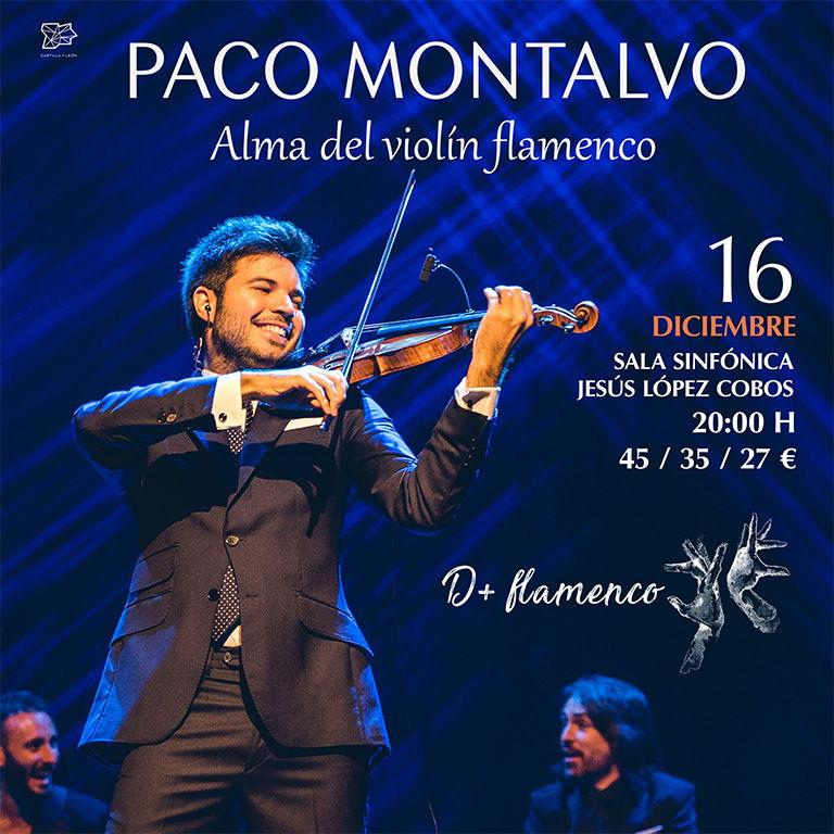 Pandora Producciones - Paco Montalvo - Alma del violín flamenco - Valladolid - 2018