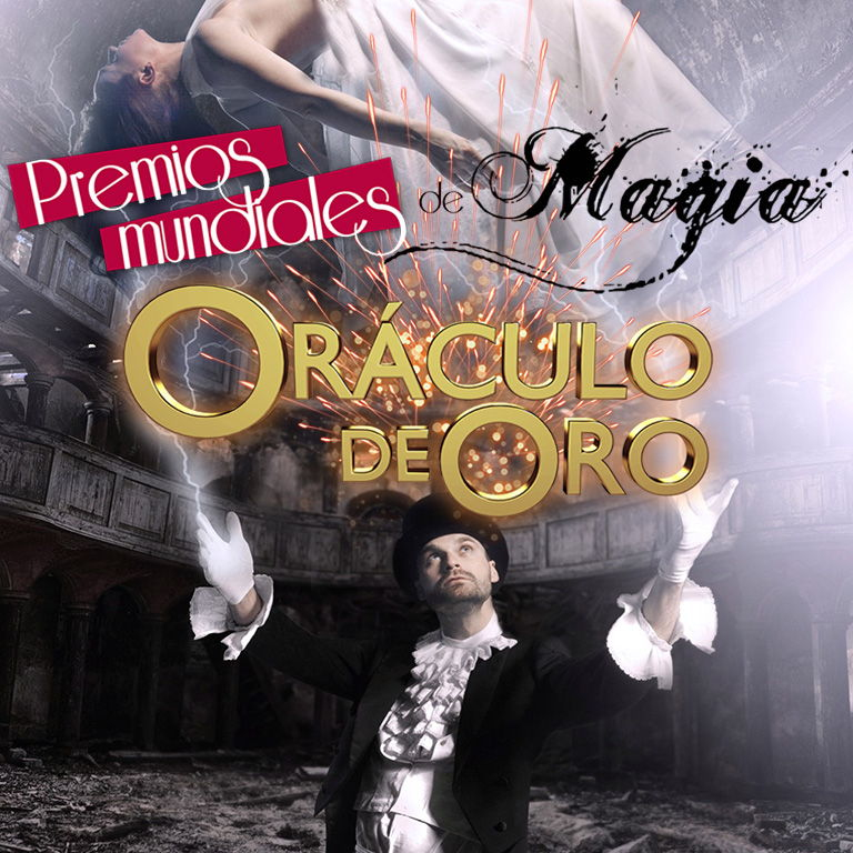 Pandora Producciones - Premios Mundiales Oráculo de Oro - Valladolid - Septiembre - 2018