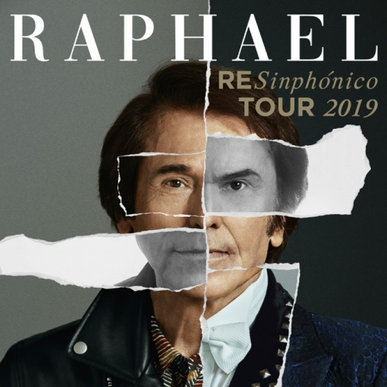 Pandora Producciones - Raphael Resinphonico Tour 2019 - Palencia - 2019