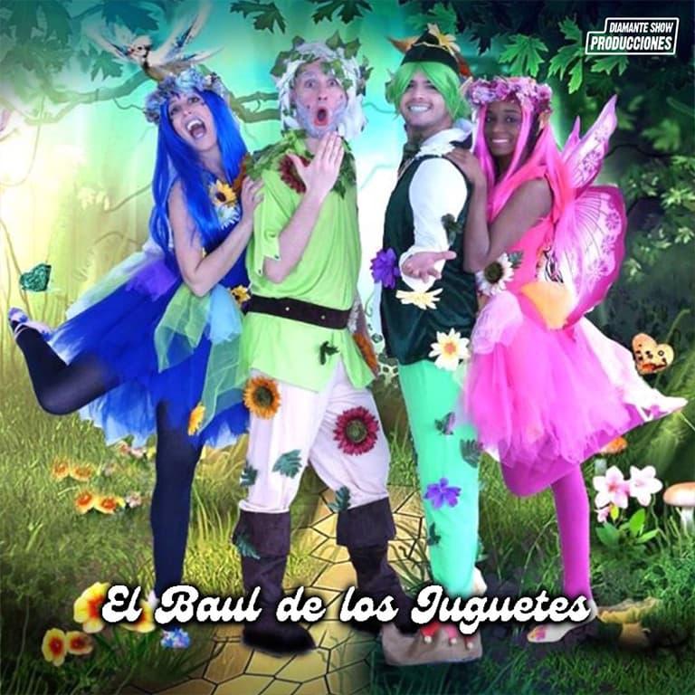 Pandora Producciones - Simancas Villa de la Música - 2021 - El Baúl de los Juguetes