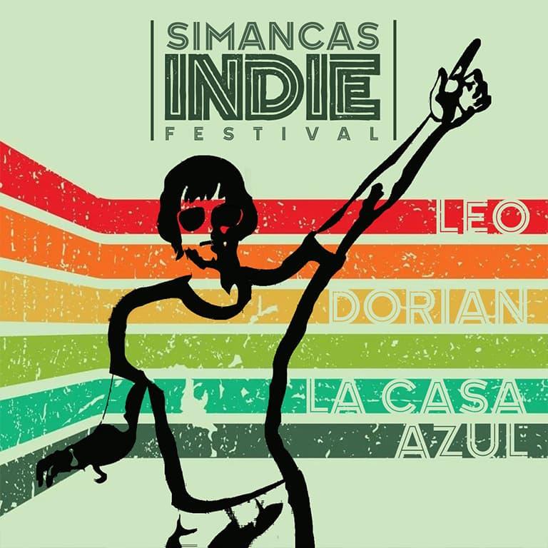 Pandora Producciones - Simancas Villa de la Música - 2021 - La Casa Azul & Dorian