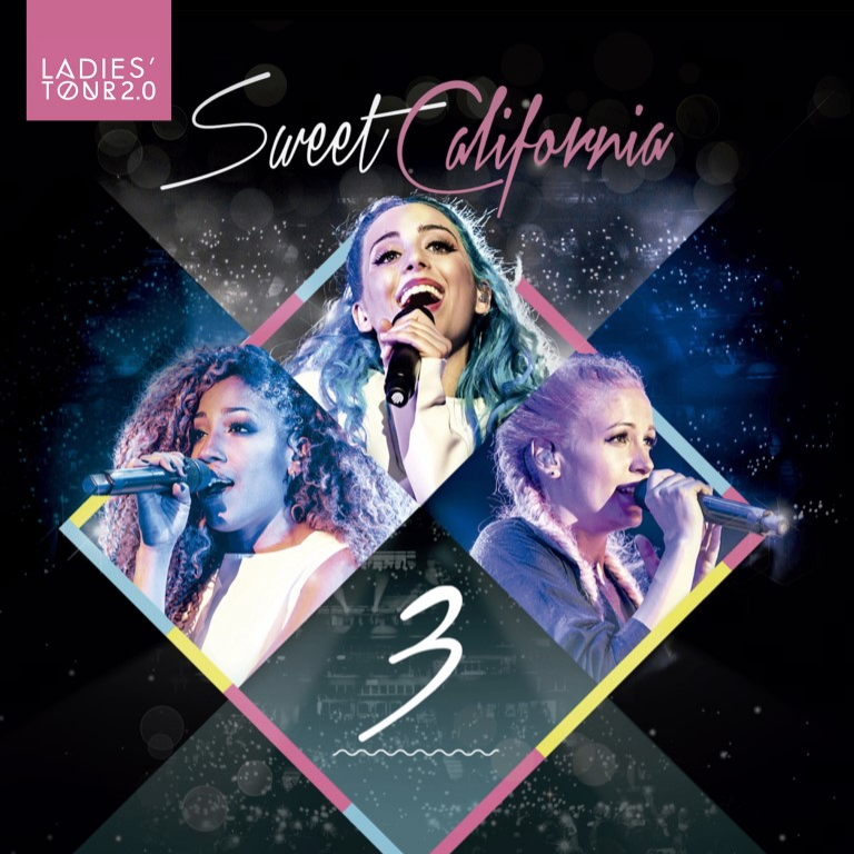 Pandora Producciones - Sweet California - Ladies Tour - Salamanca - 2018