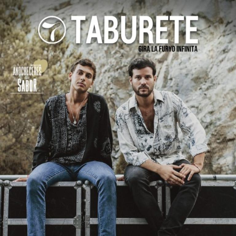 """Pandora Producciones - Taburete Tour """"Gira la Furyo Infinita"""" - Medina del Campo - Valladolid - Septiembre - 2021"""