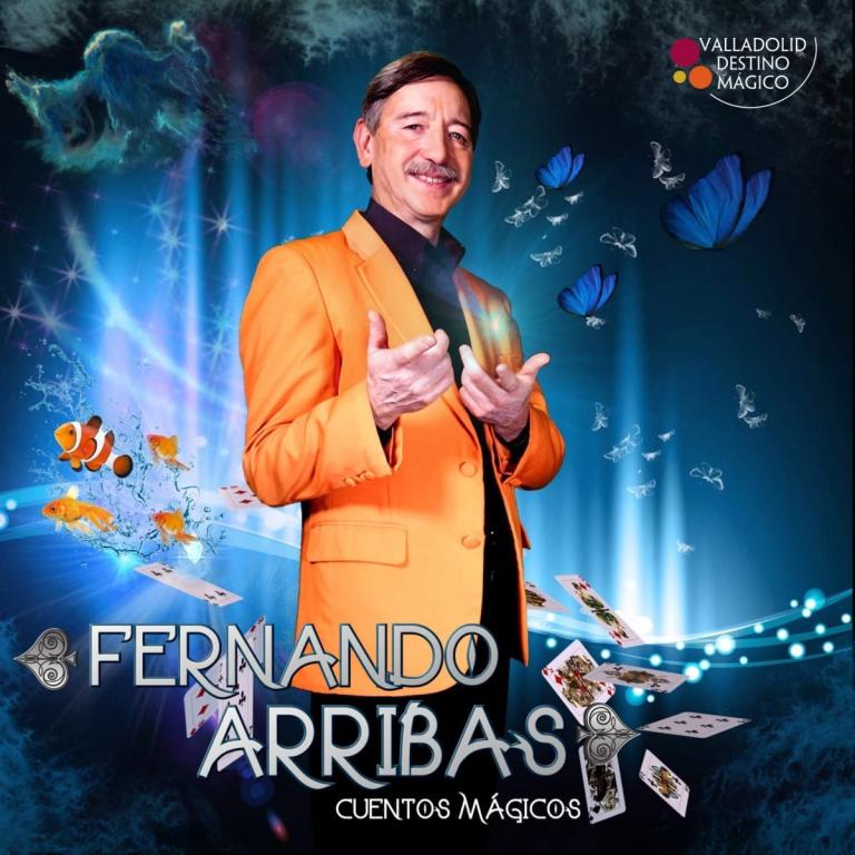Pandora Producciones - Fernando Arribas - Cuentos Mágicos - Valladolid Destino Mágico 2019