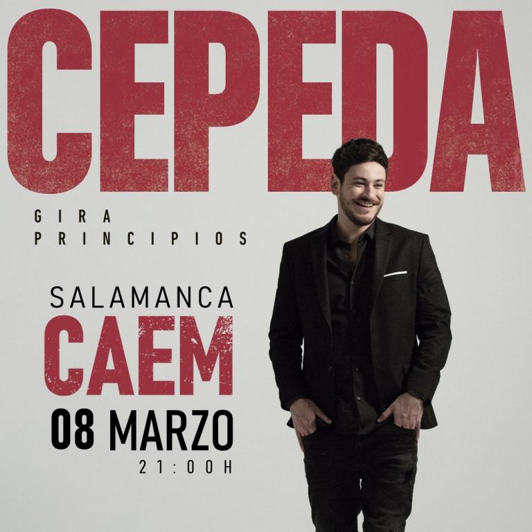 Pandora Producciones - Cepeda Gira Principios - Salamanca Marzo 2019