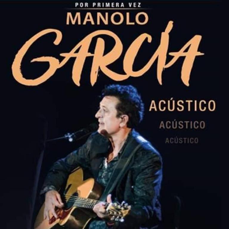 MANOLO GARCÍA 'GIRA 2019' ACUSTICO Palencia