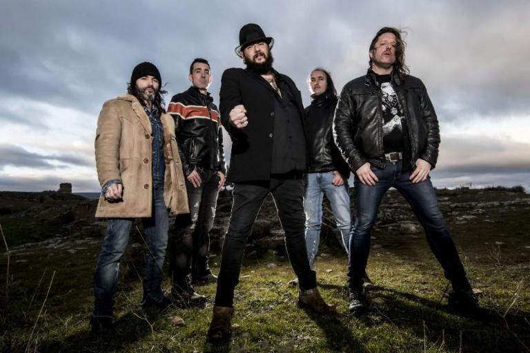 Pandora Producciones - El Azogue de Marea llegará a Valladolid el 31 de Mayo con un potente concierto en la Antigua Hípica Militar
