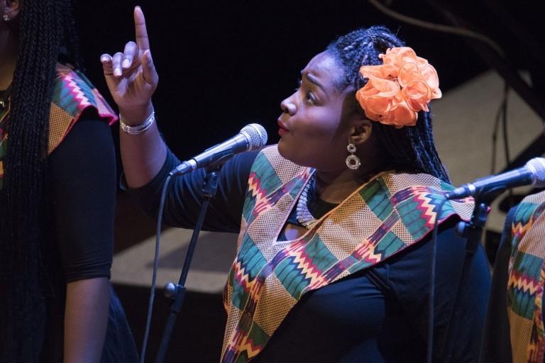 "Pandora Producciones - Harlem Gospel Choir ""Tour Homenaje a Adele"" - Valladolid - 2016"