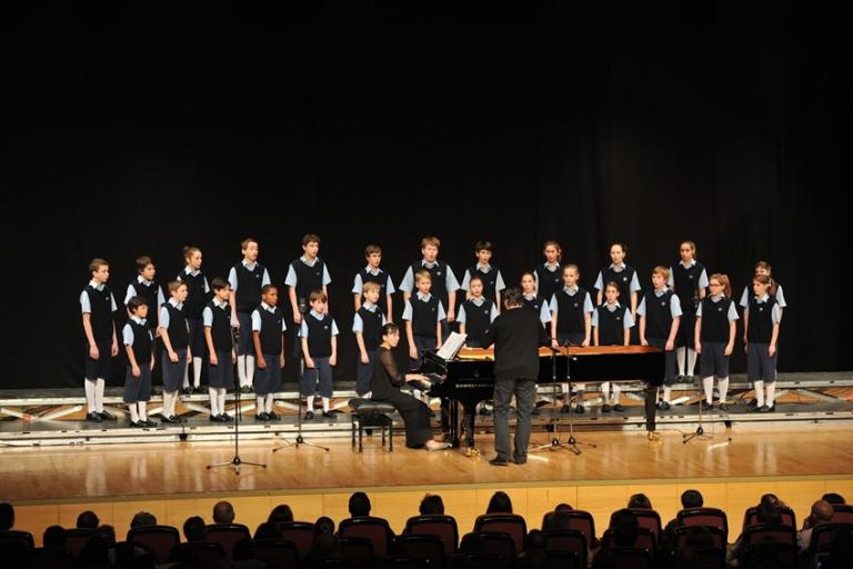 Pandora - Producciones - Los Chicos del Coro de Saint Marc - Zamora - 2017