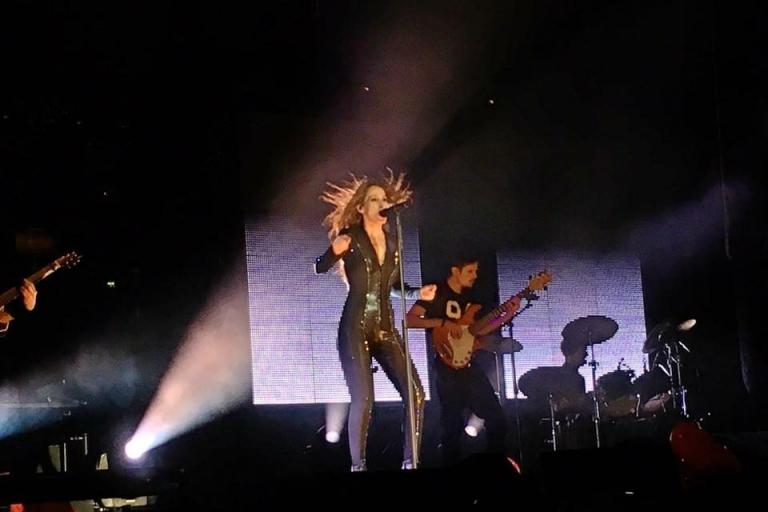 Pandora Producciones - Malú Tour Caos - Inicio de la gira Salamanca - 2016