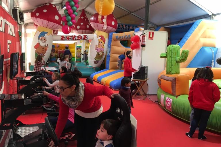 Navipark, el mayor parque de entretenimiento y diversión