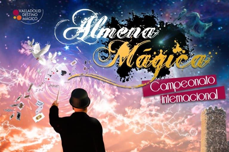 Pandora Producciones - El mejor ilusionismo mundial se da cita en Arroyo de la Encomienda con la 5ª Edición del Campeonato Internacional Almena Mágica