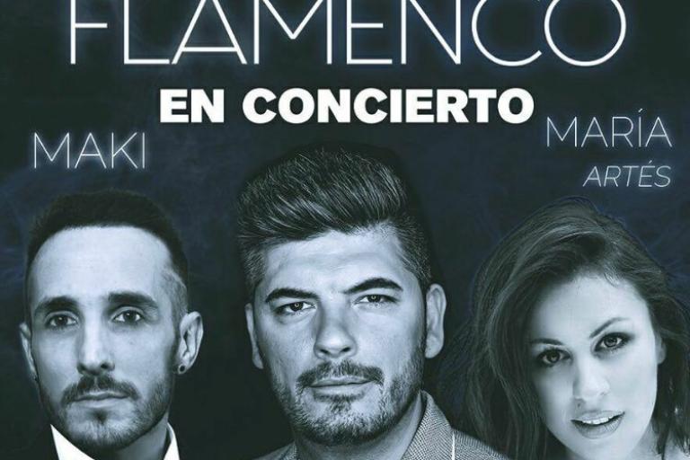 Pandora Producciones - Demarco Flamenco llegará a Salamanca con su exitosa Isla del Amor y se presentará por primera vez con 'Gira UNO'