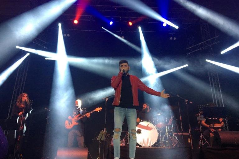 """Pandora Producciones - Demarco Flamenco """"Gira UNO"""" - Salamanca - 2018"""