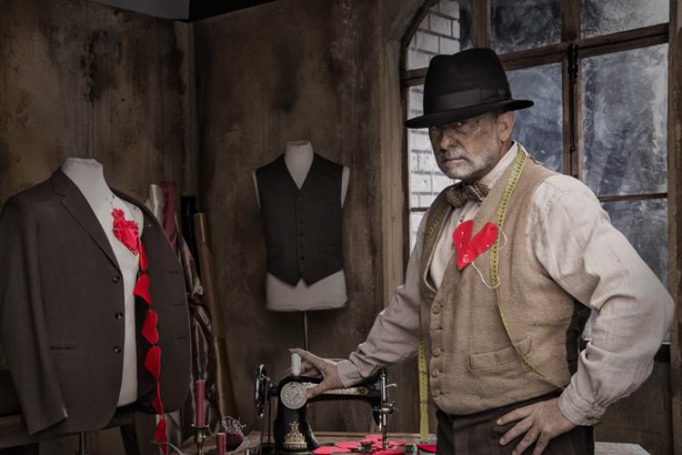 Pandora Producciones - El Barrio - Las Costuras del Alma - Valladolid - 2018