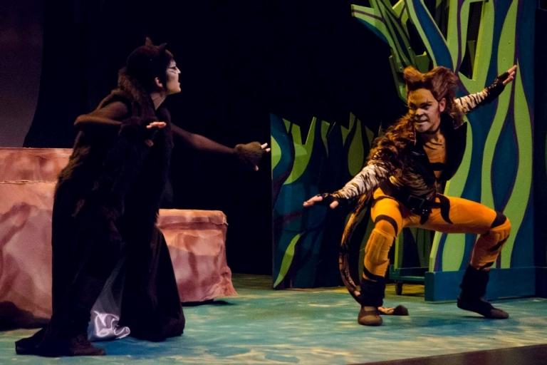 Pandora Producciones - El Libro De La Selva, El Musical - 2016