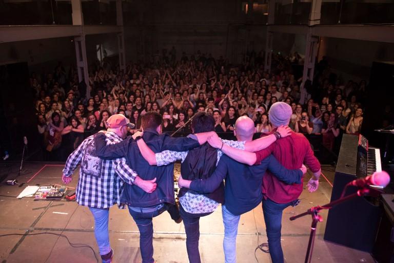 Pandora - Producciones - Funambulista - Tour Dual - Valladolid - 2017