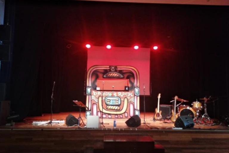 Pandora Producciones - Fundos Forum - 2021 - Baby Rock (Musical Infantil)