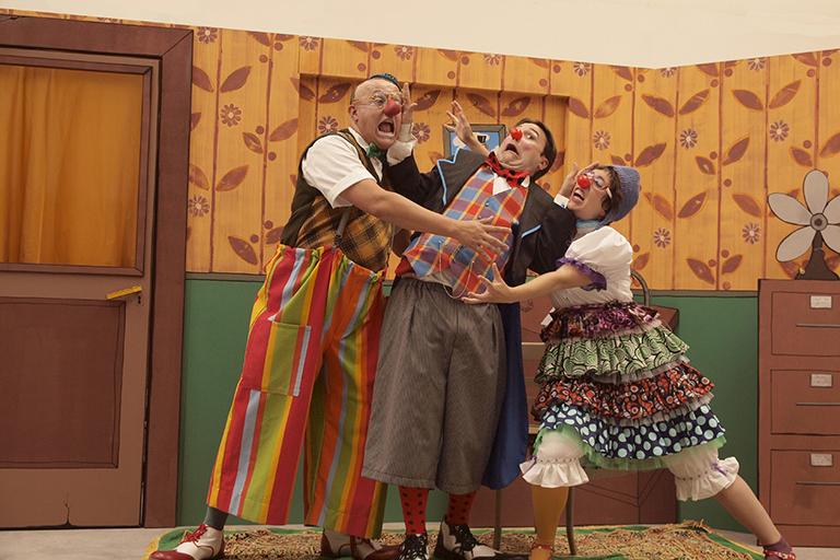 Pandora Producciones - Fundos Forum - 2021 - Clownación: Los cachivaches de D. Baldomero (Teatro Infantil)