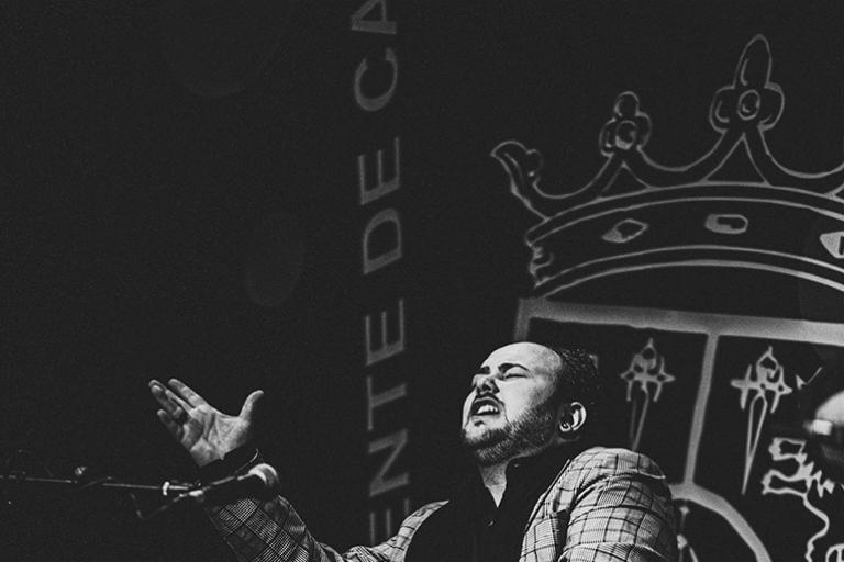 Pandora Producciones - Fundos Forum - 2021 - PERRETE (Flamenco)