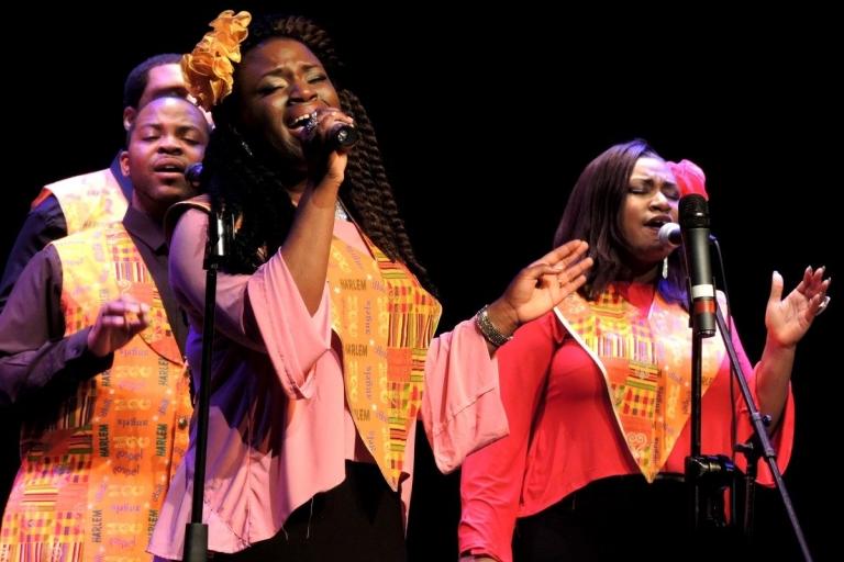 """Pandora Producciones - Harlem Gospel Choir """"Tour Homenaje a Adele"""" - Ávila - 2016"""