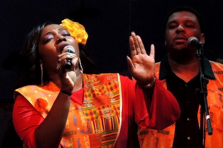 """Pandora Producciones - Harlem Gospel Choir """"Tour Homenaje a Adele"""" - Pamplona - Navarra - 2016"""