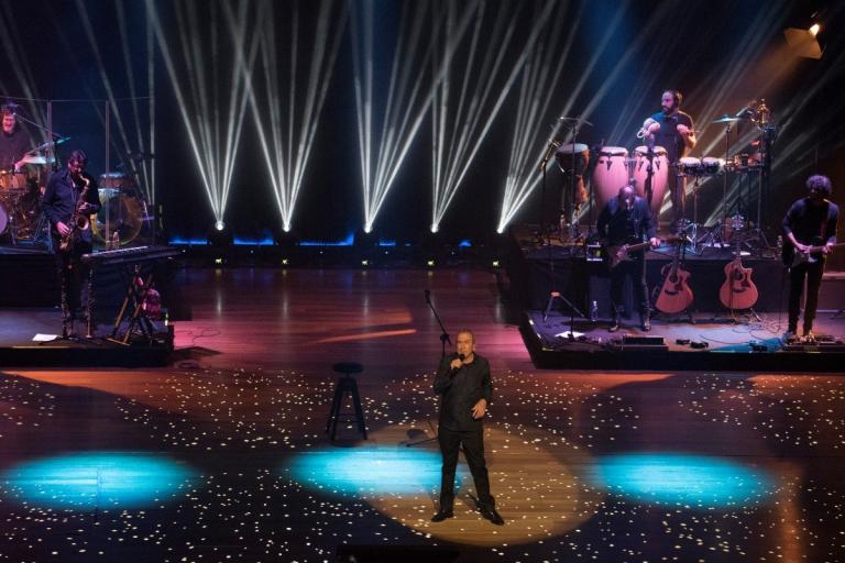 Pandora Producciones - José Luis Perales, Tour Calma - Valladolid - Junio - 2017