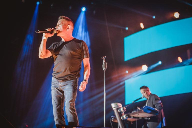 Pandora Producciones - Noches del Pisuerga - Valladolid - 2018 - Love The 90´s Festival Forever Young