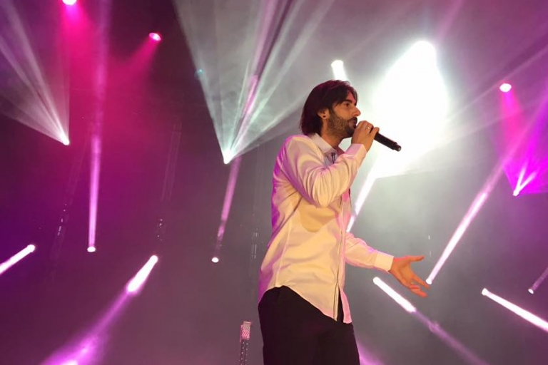 Pandora Producciones - Melendi Tour Directo a Septiembre - León - 2016