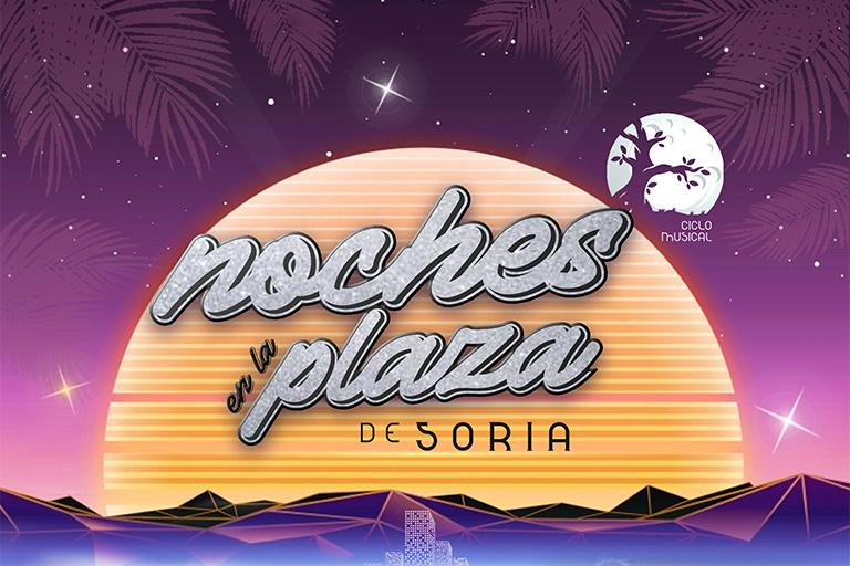 Pandora Producciones - Love of Lesbian e India Martínez actuarán en el ciclo musical 'Noches en la Plaza de Soria' los días 01 y 02 de julio en un formato único y seguro