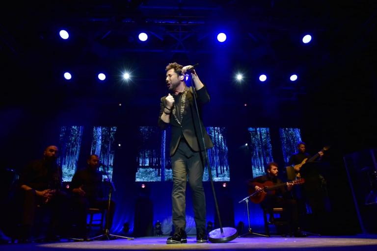 Pandora Producciones - Noches del Pisuerga - Valladolid - 2018 - Miguel Poveda - Tour Enlorquecido - Momentos Únicos