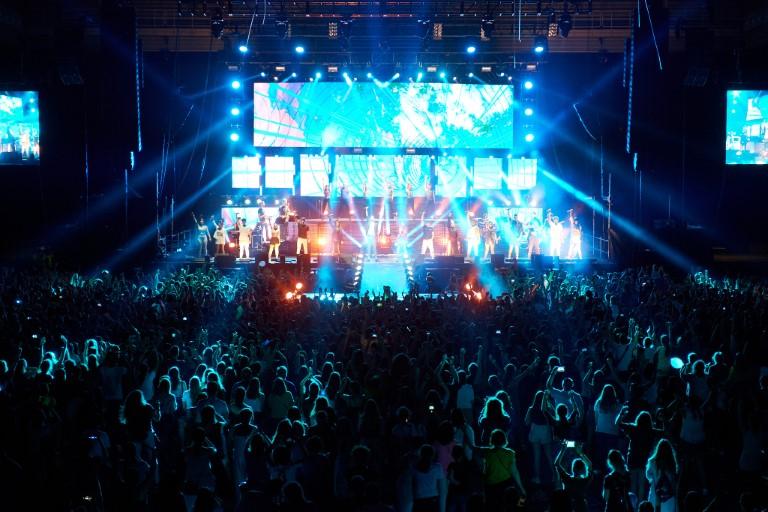 La organización anuncia el cambio de recinto del próximo concierto de OT en Palencia buscando la comodidad del público y hacer un show más cercano