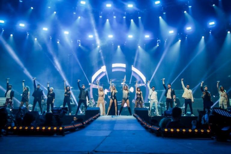 Pandora Producciones - El Fenómeno del año, OT en concierto, supera ya más de la mitad del aforo en Valladolid
