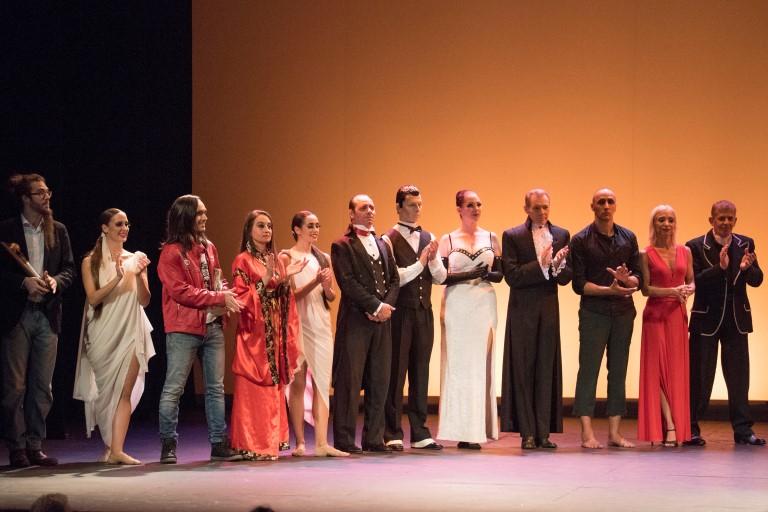 """Pandora Producciones - Premios Mundiales """"Oráculo de Oro"""" - Valladolid - 2017 - Momentos Únicos"""