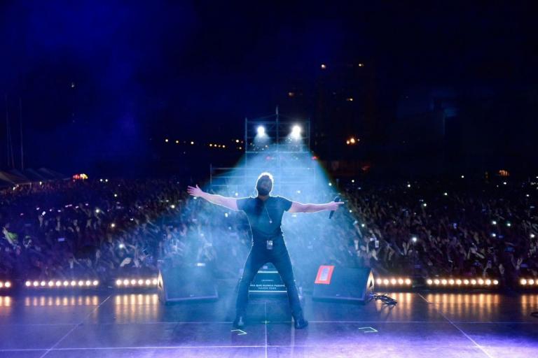 Pandora Producciones - Noches del Pisuerga - Valladolid - 2018 - Pablo Alborán - Tour Prometo - Momentos Únicos
