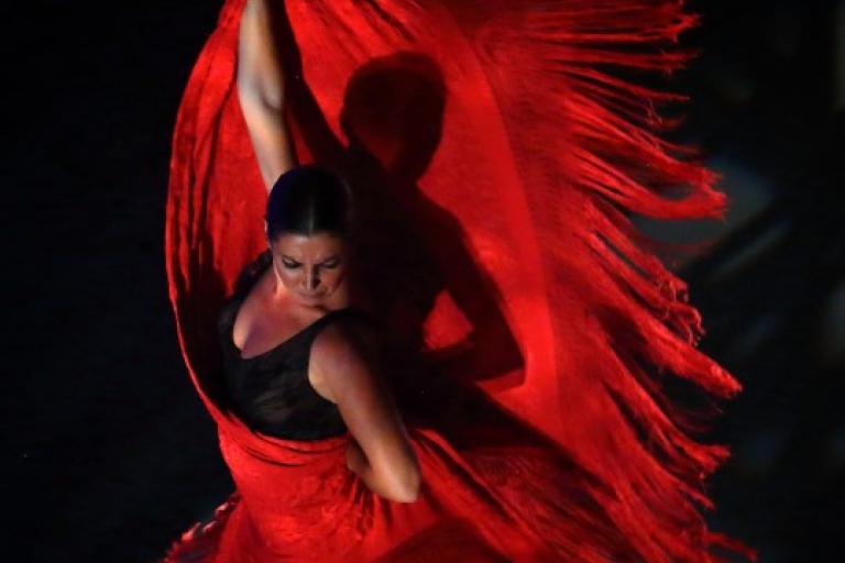 Pandora Producciones - Sara Baras dará vida a sus sombras en León