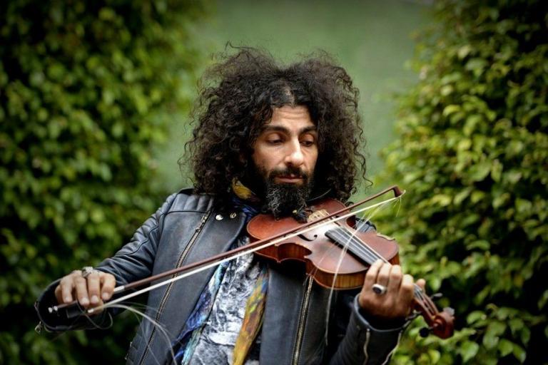 Pandora Producciones - Simancas Villa de la Música - 2021 - Ara Malikian
