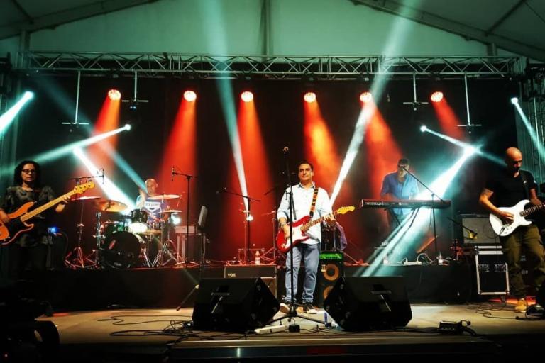 Pandora Producciones - Simancas Villa de la Música - 2021 - Modestia Aparte - Gira 2021
