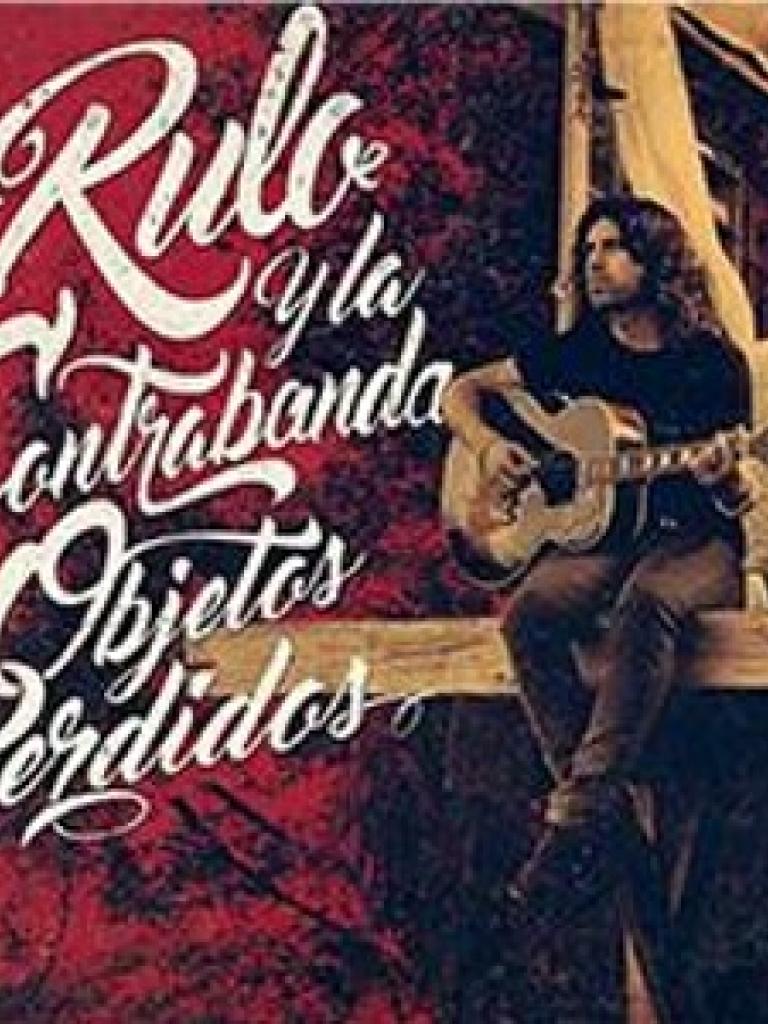 concierto de Rulo y la Contrabanda, que presentará  en Salamanca, su espectacular gira de teatro 'Objetos Perdidos'