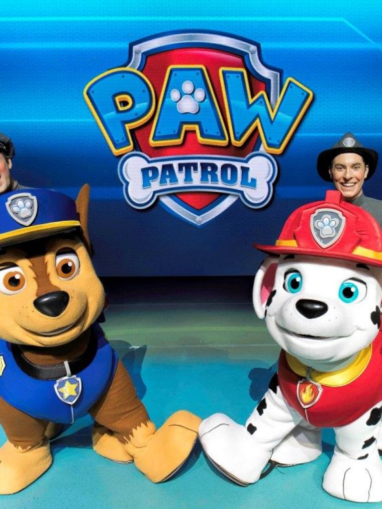 Pandora Producciones - Patrulla Canina en vivo - Carrera al Rescate - 2018 - Mayo - Guadalajara