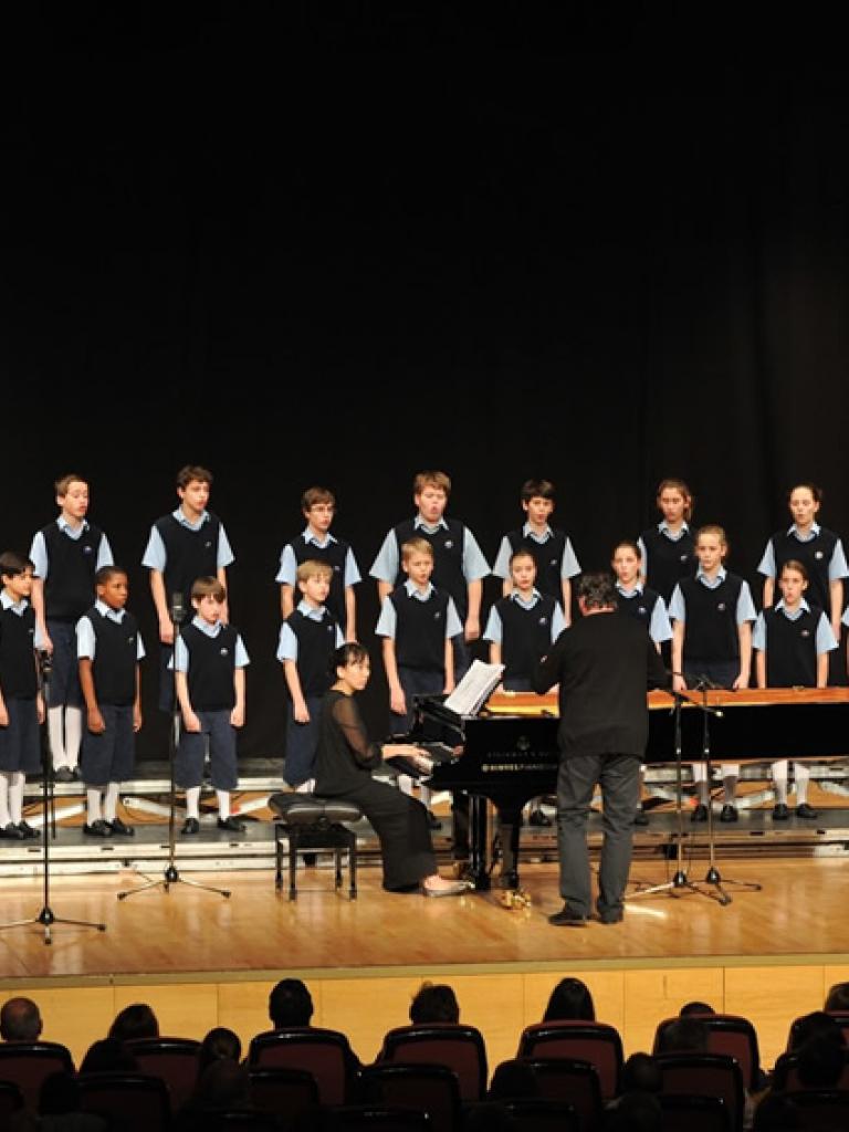 """Pandora Producciones - Los Chicos del Coro de Saint Marc """"Fantasía"""" - Gijón - Diciembre - 2017"""