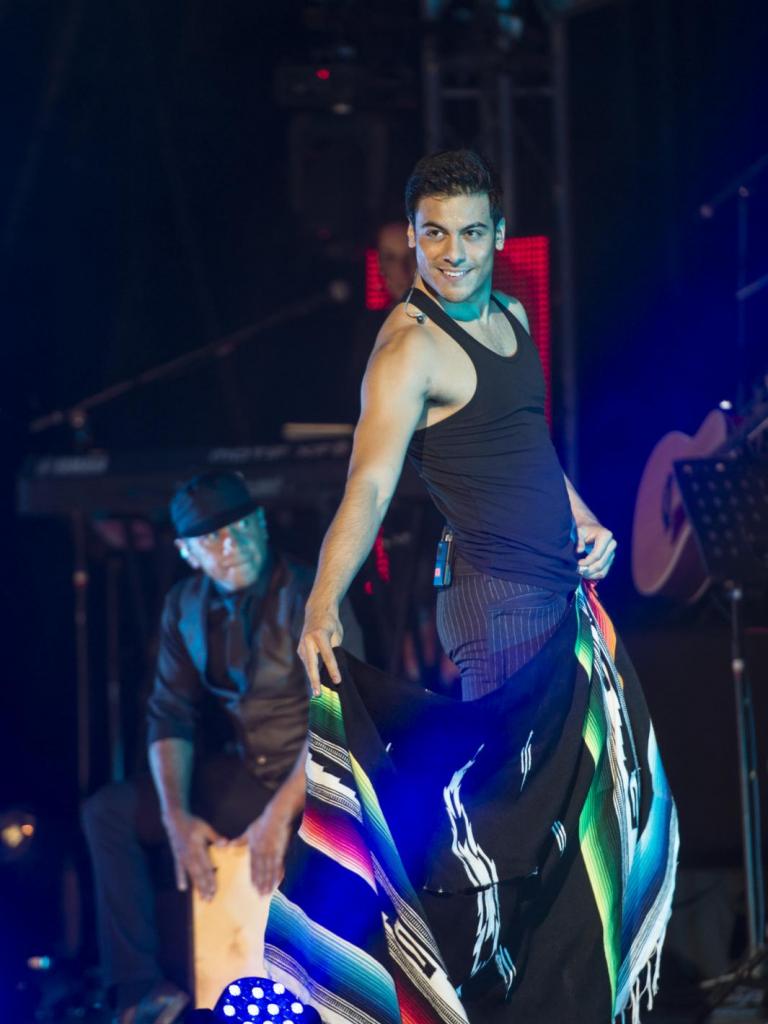 Pandora Producciones - Carlos Rivera - Guerra Tour - Valladolid - 2019