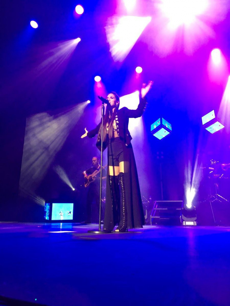 Pandora Producciones - India Martínez - Tour Secreto - Octubre - Salamanca - 2017