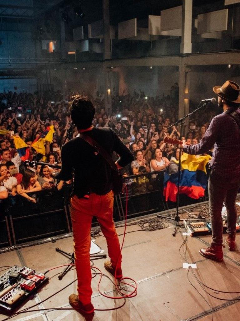 Pandora Producciones - Morat - Tour en DesConcierto - Valladolid - 2017