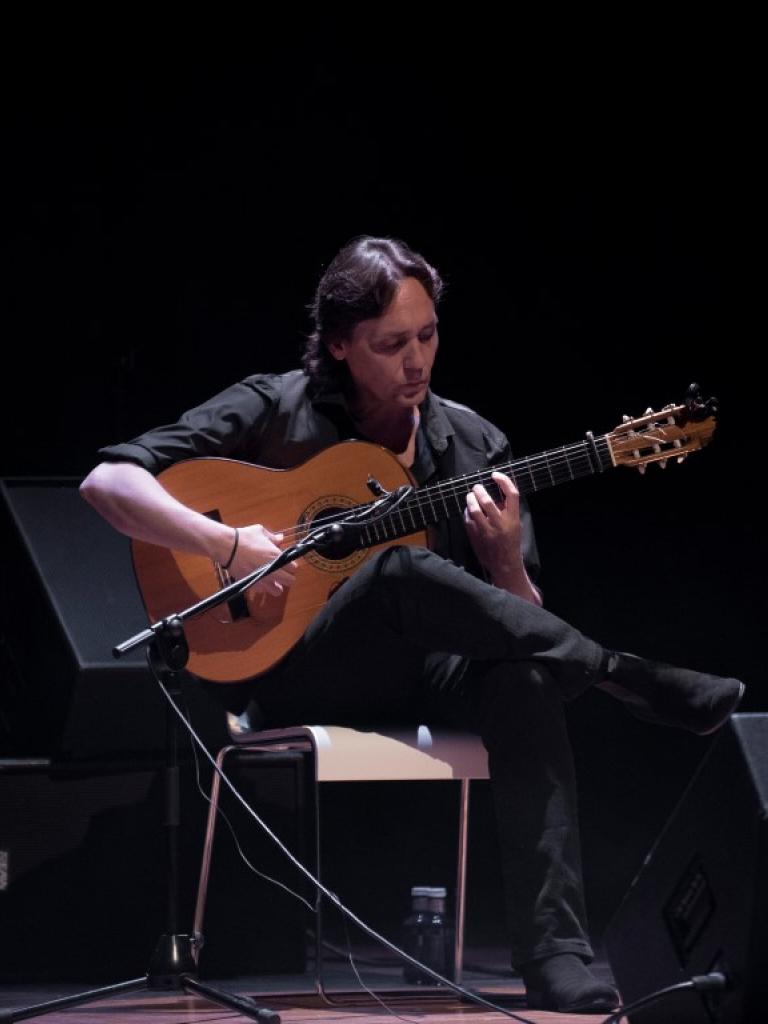 Vicente Amigo - Tour, Memoria de los Sentidos - Valladolid - 2017
